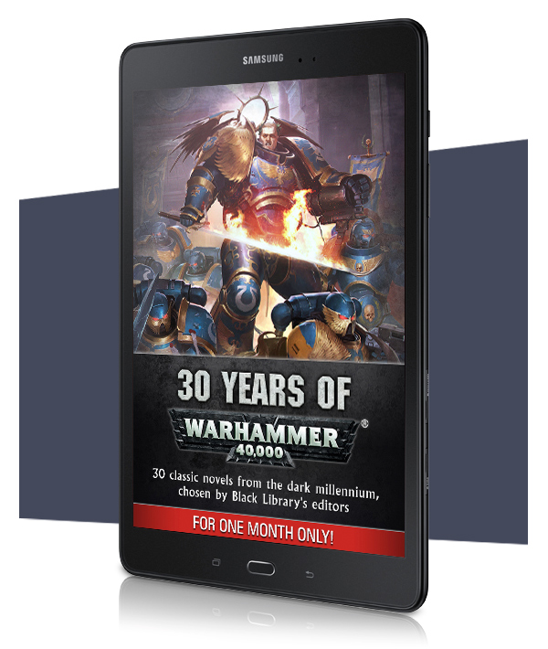 30 Years of Warhammer 40,000