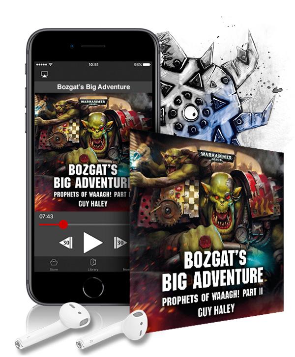 Bozgat's big Adventure