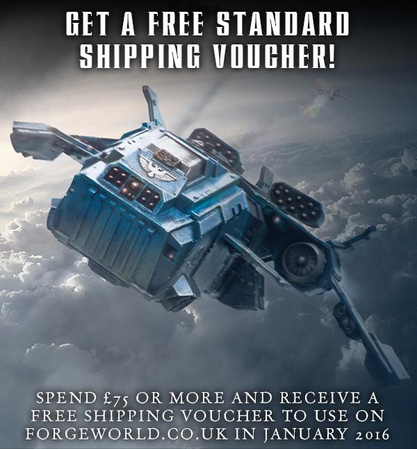 Free standard shipping voucher