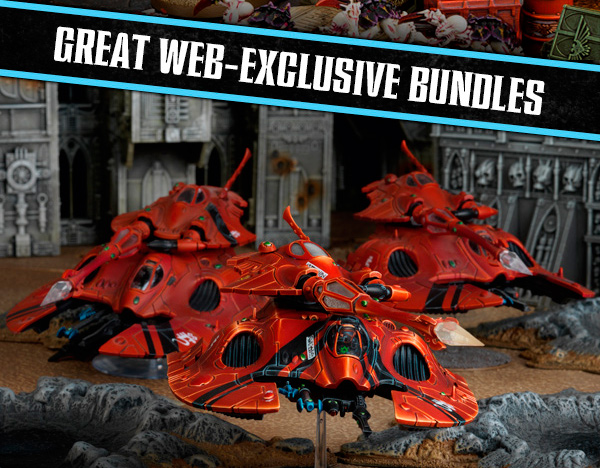 Great web-exclusive bundles