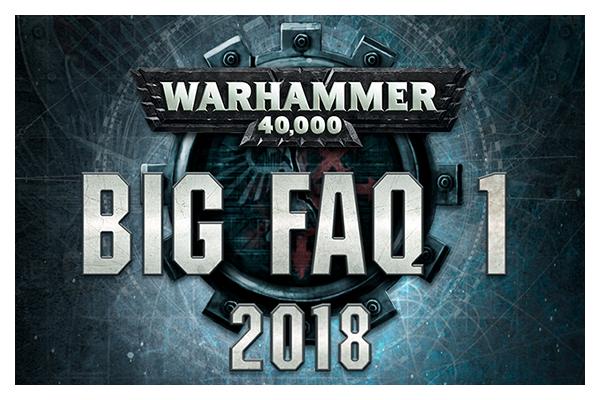 Big FAQ