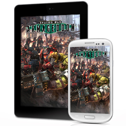 Shadow War: Armageddon - eBook