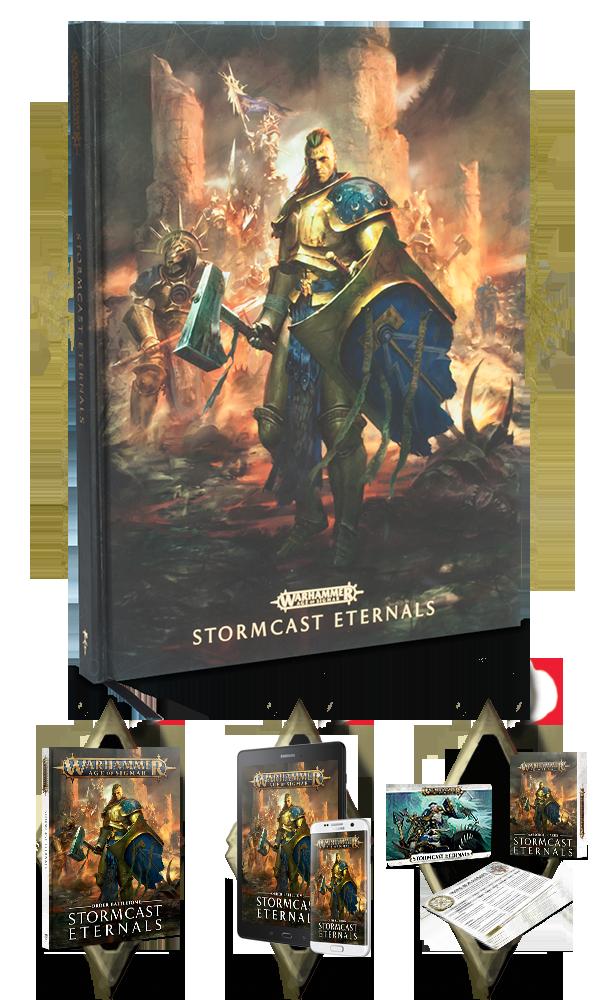 Stormcast Battletome