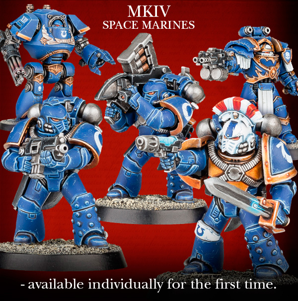 MKIV Space Marines