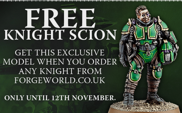 Free Knight Scion