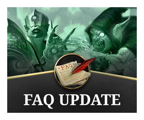 FAQ Update