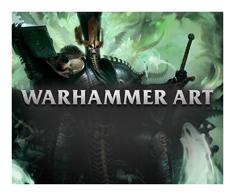 Warhammer Art