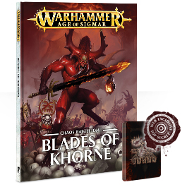 Chaos Battletome: Blades of Khorne