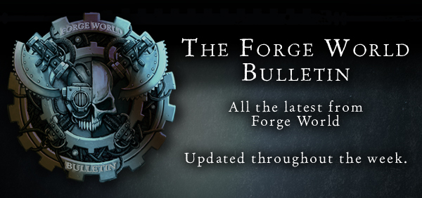 Forge World Bulletin