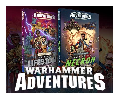 Warhammer Adventures