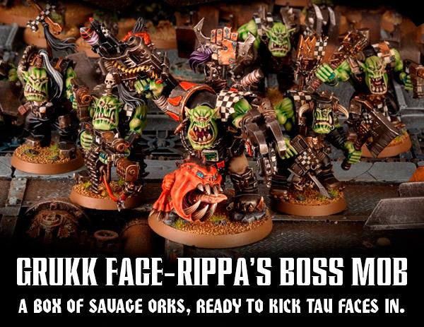Grukk Face-rippa's Boss Mob