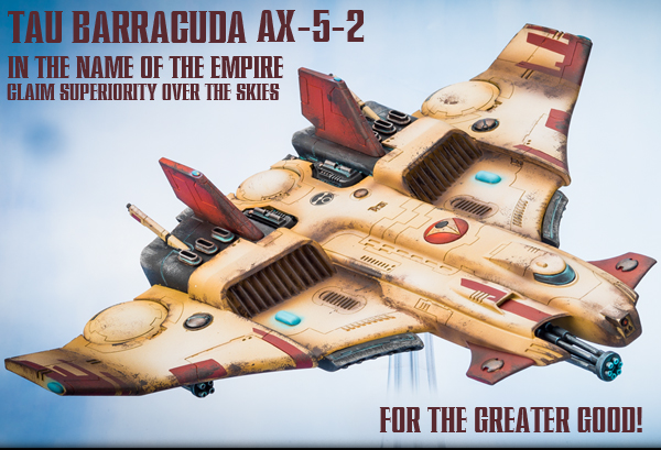 Tau Barracuda