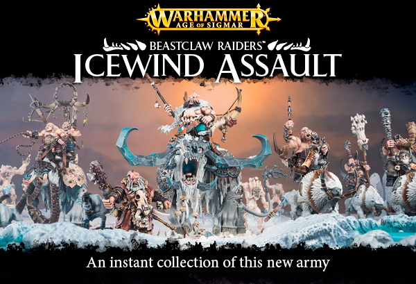 Beastclaw Raiders Icewind Assault