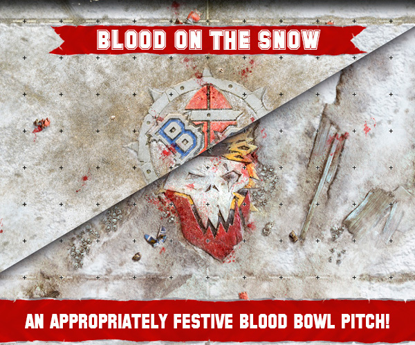 Blood Bowl: Blood in the Snow