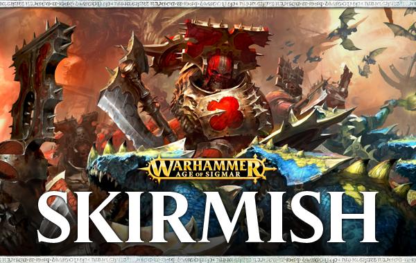 Warhammer Age of Sigmar Skirmish