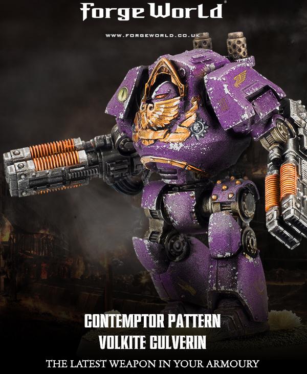 Contemptor pattern Volkite Culverin