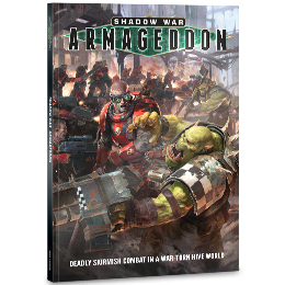 Shadow War: Armageddon rule book