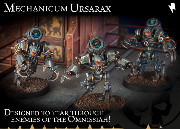 Mechanicum Ursarax