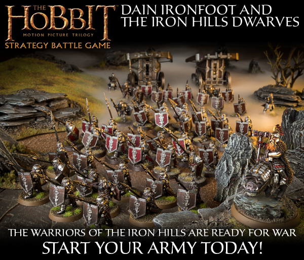 The Hobbit on Forge World