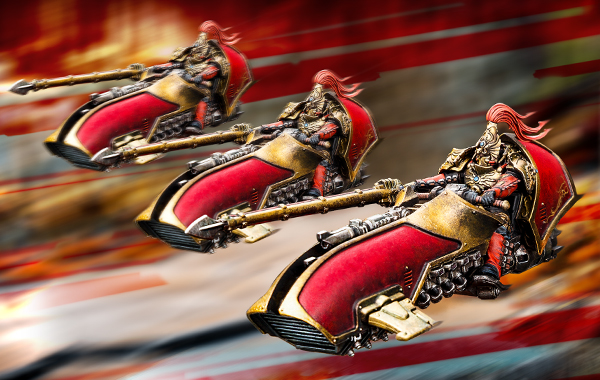Legio Custodes Jetbikes