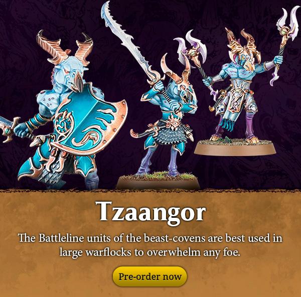 Tzaangor