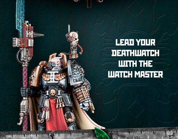 Deathwatch Watchmaster