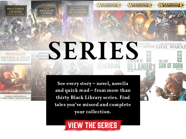 Black Library series
