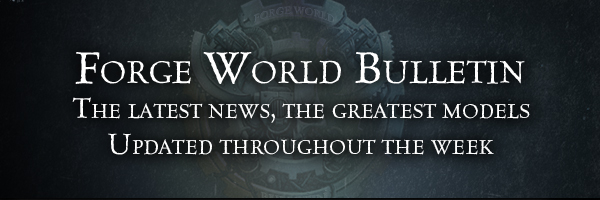 The Forge World Bulletin