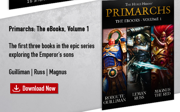 Primarchs: The eBooks, Volume 1 eBundle