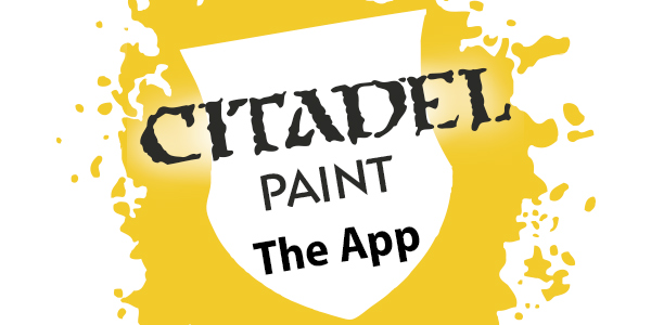 Citadel Paint App