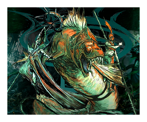 Who are the Deepkin?