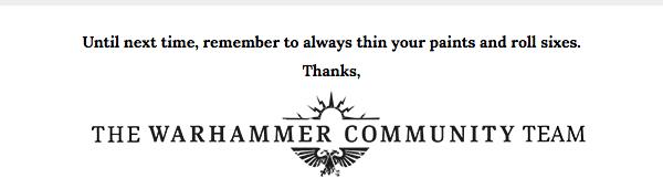 The Warhammer Community Team