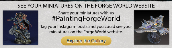 Forge World Customer Gallery