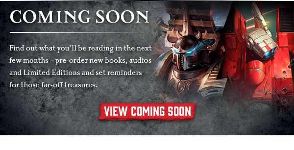 Black Library Coming Soon