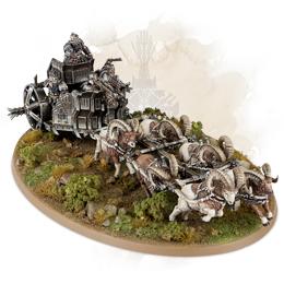 Iron Hills Chariot