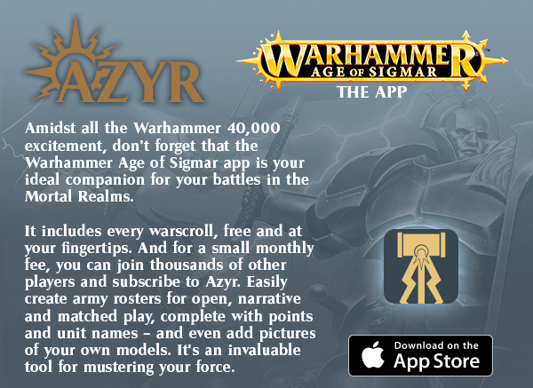 Age of Sigmar The App