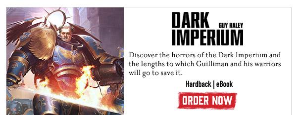 Dark Imperium hardback