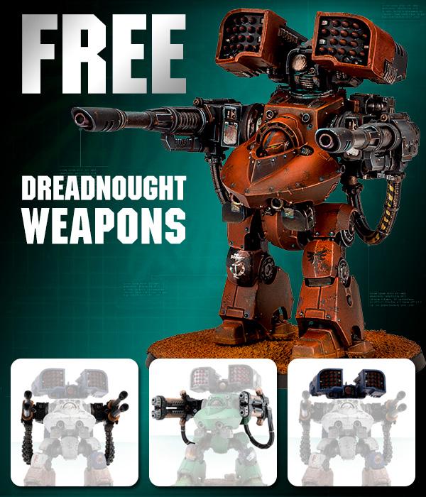 Dreadnought Promo