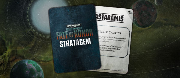 Fate of Konor Stratagem