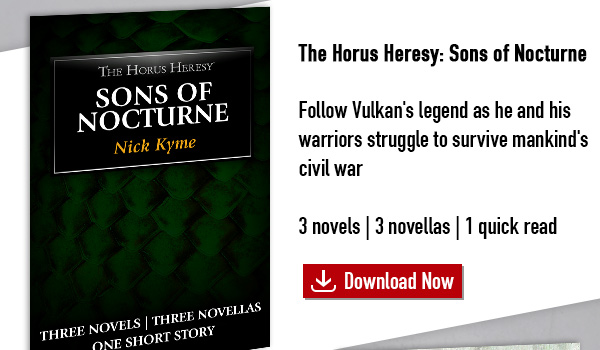 The Horus Heresy: Sons of Nocturne eBundle