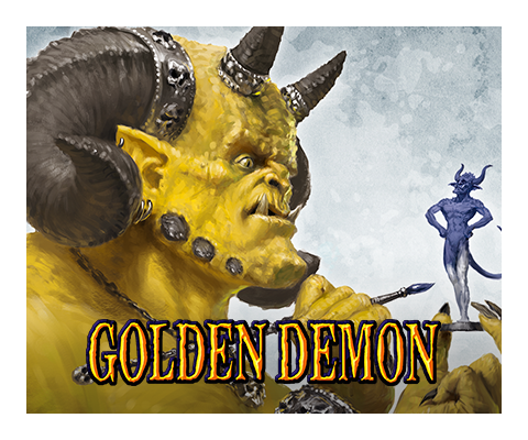Golden Demon
