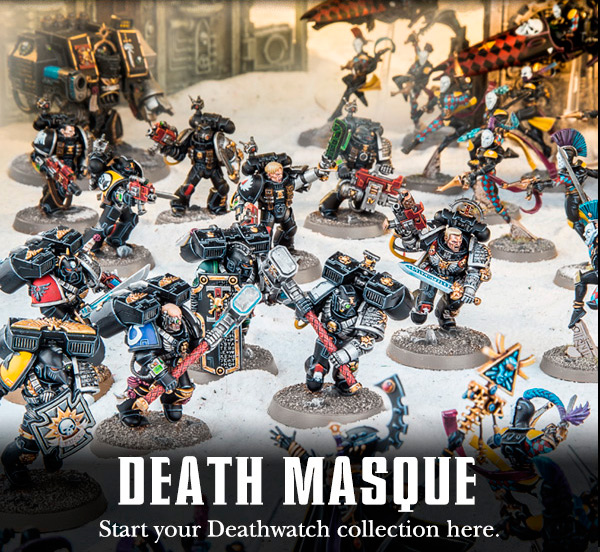 Deathmasque
