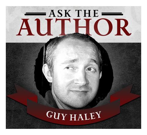 Guy Haley