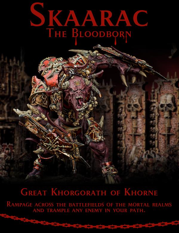 Skaarac the Bloodborn