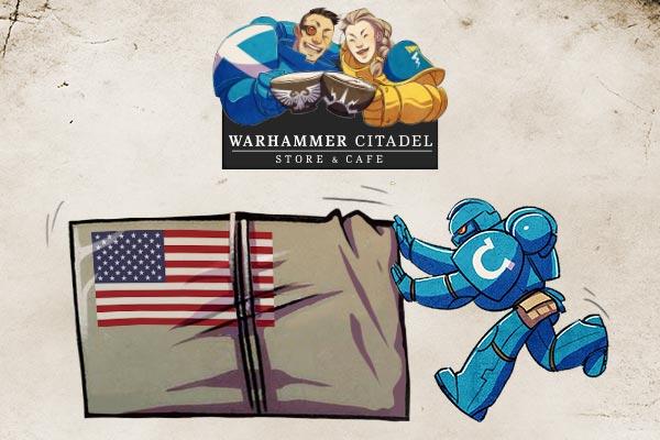 Citadel Free Shipping