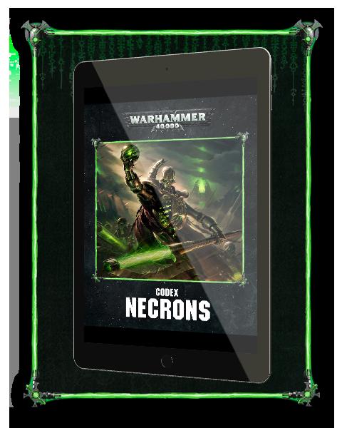 Necrons Codex