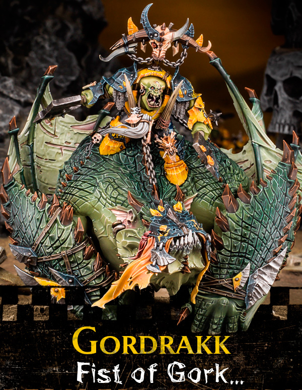 Gordrakk, Fist of Gork...