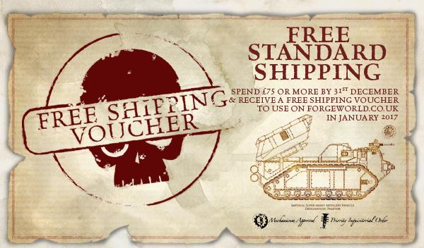 Get a Free Shipping Voucher