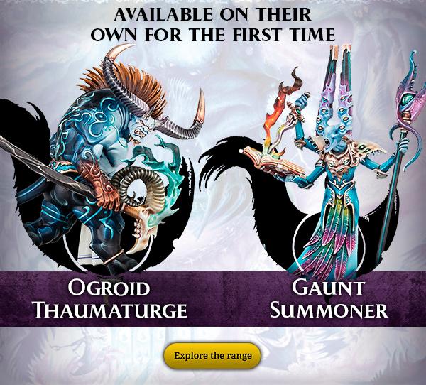 Ogroid Thaumaturge ¦ Gaunt Summoner