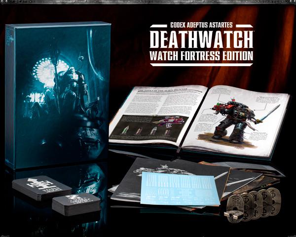 Codex: Deathwatch Watch Fortress Edition